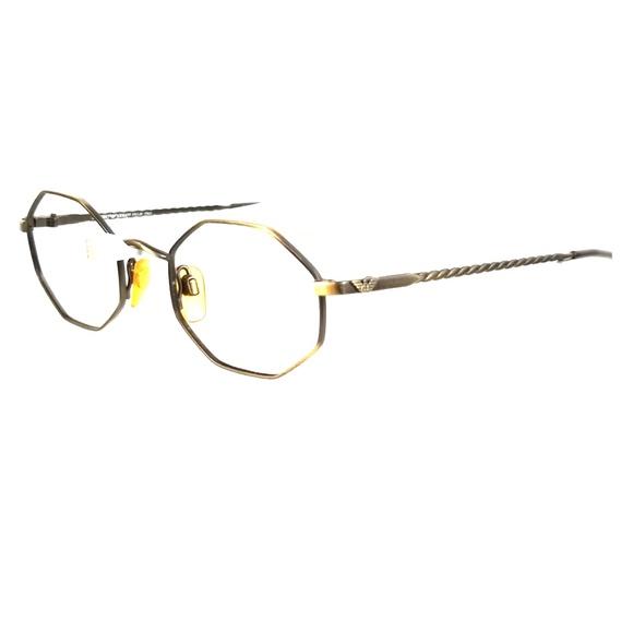 Emporio Armani Other - EMPORIO ARMANI Hexagon Eyeglass Frames RX
